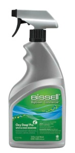 Bissell  BigGreen 97W7 Oxy Deep Pro Spot Carpet & Upholstery Stain Remover