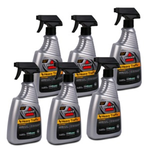 53389: Bissell 4001C Commercial Heavy Traffic Stain Pretreat Formula Spray 6 Pack x 32oz Spray Bottles
