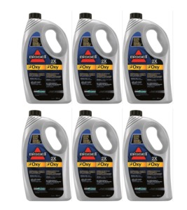 Bissell  85T61-C  2X Oxy Formula, Oxygen-boosted Cleaning 52 oz 6Pk