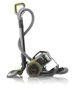 54487: Hoover SH40075 Air Pro HEPA Bagless Windtunnel Canister Vacuum Cleaner
