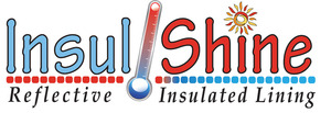 """The Warm Company Insul-Shine Reflective Insulated Lining, 45"""" x 40y BOLT Insulated Lining"""