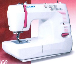 Juki HZL-355 26 Stitch Mechanical Sewing Quilt Machine 1 Step Buttonhole