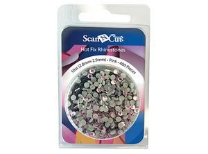 Brother CARS10P 800 Pink Rhinestones 10SS Refill Pack