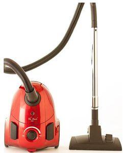 The Bank Robber 6.5 lb Lightweight Hard Floor Canister Vacuum +3Yr Warranty
