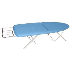 "Sullivans 12944 Demo GO Board Tabletop Folding Ironing Board 32x12"" Rest 6x9"""