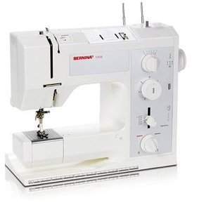 56940: Bernina 1008 17 Stitch Mechanical Sewing Machine, Buttonhole, Drop Feed
