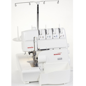 Bernina 1150MDA Serger, juki mo734DE, Needle Threaders, Micro Control, Front Foot Lifter, Elastic and Blindstitch Feet Included