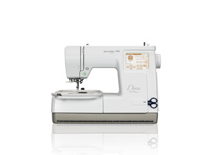 57014: Bernette 340 Trade In Deco Sublime Embroidery Only Machine