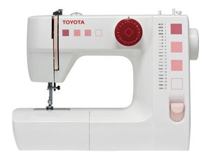 Toyota FSR21 21-Stitch Functions Mechanical Sewing Machine, Metal Casting