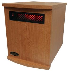 59588: Sunheat USA1500-M Original Electric Portable Infrared Heater 1500W