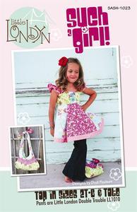 Little London LL1023 Such A Girl, Size 2T - 6