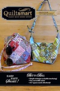 Quilt Smart QS10039 Bitty Bag Fun Pack Pattern