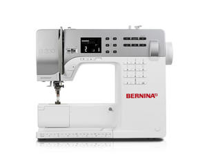 Bernina 330SE 40/97 Stitch Quilts for Kids Computer Sewing Mach, Auto Buttonhole, Font, Auto Threader, Needle Stop Up/Down, Ext Table, 30Memories