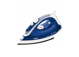 T-Fal FV3756003 Steam Iron, Easy Glide Soleplate, 9' Cord, 360º Pivo