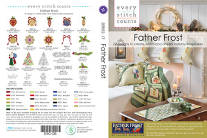 Every Stitch Counts ESC Father Frost 2014 Machine Embroidery Designs & Products