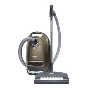 Miele Complete C3 Brilliant HEPA Canister Vacuum Cleaner +SEB236 Power Brush, SBD 285-3 Combination Rug & Floor Tool (Was S500, S5000, S8000 Series)