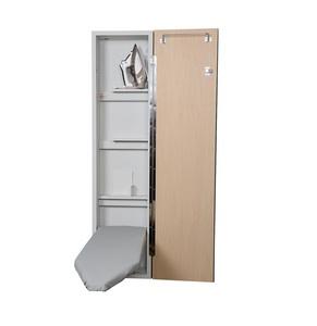 "Iron-A-Way NE-46 Premium Non Electric 46"" Ironing Board Center, Maple Door"
