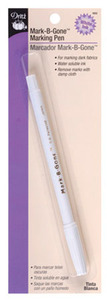 Dritz d692 Mark-B-Gone Marking Pen White water soluble