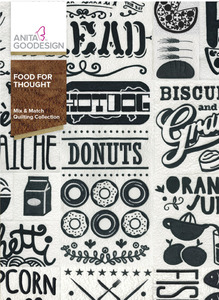 Anita Goodesign 282AGHD Food For Thought Mix and Match Collection