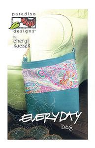 Paradiso Designs 93-3367 Everyday Bag Sewing Pattern by Cheryl Kuczek