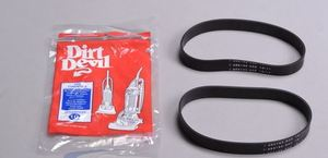 Dirt Devil Royal 3860140600 2 Pk Belt Style 10 Vision Lite