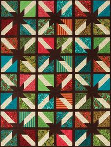 PSQ118 StarBox quilt pattern