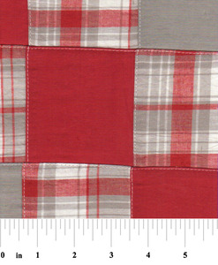 """Fabric Finders 15 Yd Bolt 10.67 A Yd Cotton Patchwork #55 Multi Colored 100% 45"""" Pima Cotton Fabric"""