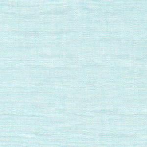 Fabric Finders 15 Yard Bolt 9.34 A Yd Aqua Chambray 100% Cotton 60 inch
