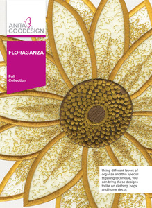 Anita Goodesign 286AGHD Floraganza Full Collection