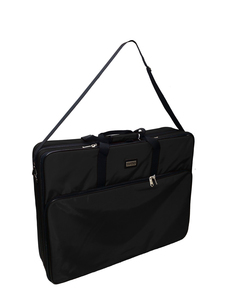 "Tutto 6228EM 28"" Largest Embroidery Arm Bag Interior Dimensions:~Interior: 27""L x 21""H x 5.5""D ~Exterior: 28""L , Choose Black, Red, Purple, Turquoise"