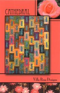 Cathedral VRD 8482 Villa Rosa Designs pattern card