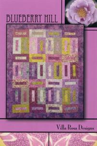 Blueberry Hill VRD8347 Villa Rosa Design Pattern Card