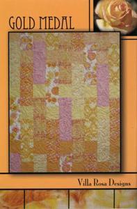 Gold Medal VRD3799 Villa Rosa Design Pattern Card
