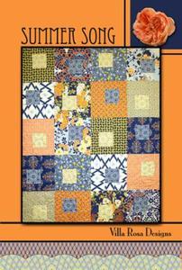 Summer Song VRD RC084 Villa Rosa Design Pattern Card