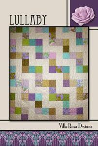 Lullaby VRD RC086 Villa Rosa Design Pattern Card