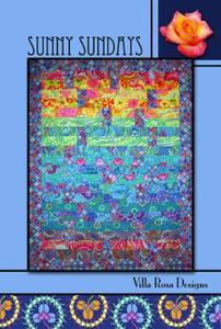 Sunny Sundays VRD RC090 Villa Rosa Design Pattern Card