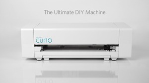 Silhouette Curio Digital Cutter, Dual Carriage, Uses Fonts Already Installed on Your Computer, Reduced $80 from Lowest MAP Price.