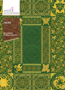 Anita Goodesign 291AGHD Celtic Mix & Matching Quilting Collection