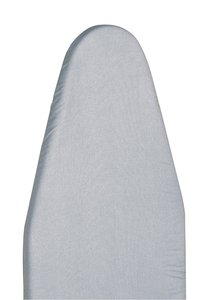 "Polder IBC-9454-69 Ironing Board Cover Metallic Silver 54x15-17"" Moderate Use"