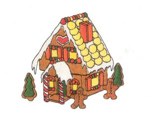 Bernina, Deco, 105, Christmas, Embroidery, Designs, Card, Brother, pes, Format