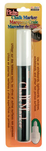 56860: Bistro UC480C0 Chalk Marker White for Chalkboards