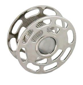 Bernina 006026.52.00 Rotary Metal Bobbins 1630, 180-200, 435, 450, 580, 640, 730