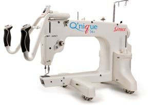 "Grace Qnique 15R 15x8"" Longarm Quilting Machine Head +Stitch Regulation"