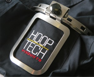 "Hoop Tech 599530 3x3.75"" Pocket Clamp for Cap Drivers on MELCO/TAJIMA/TOYOTA/BRO1201/SWF/ZSK"