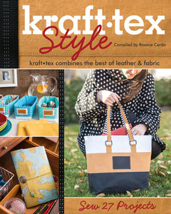 Kraft-Tex CT11063 Combine The Best of Leather and Fabric Book