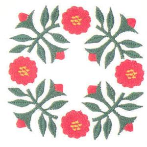 788: Bernina Deco 103 Quilting Embroidery Designs Card in .pes Format