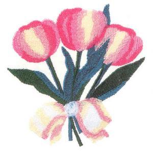 Bernina Deco 102 Sampler Embroidery Card