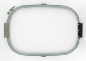 Bernina E16 Melco, Bravo, 010204-01, Hoop, Tubular, Plastic, 44cm, 30cm, 17.25, inch, 11.75