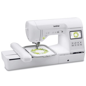"64680: Brother SE1900 184 Stitch Sewing, 5x7"" Embroidery Machine (SE1800 + Color Screen)"