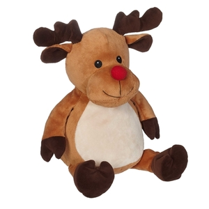 Embroider Buddy CC41091 Randy Reindeer 16 inch Embroidery Blank